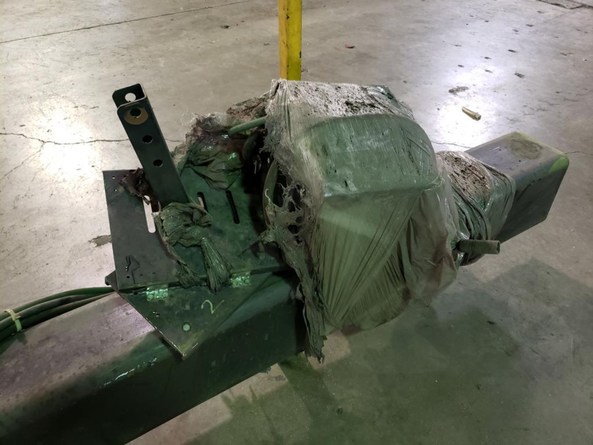 Lot 122 - Torch Cutting System