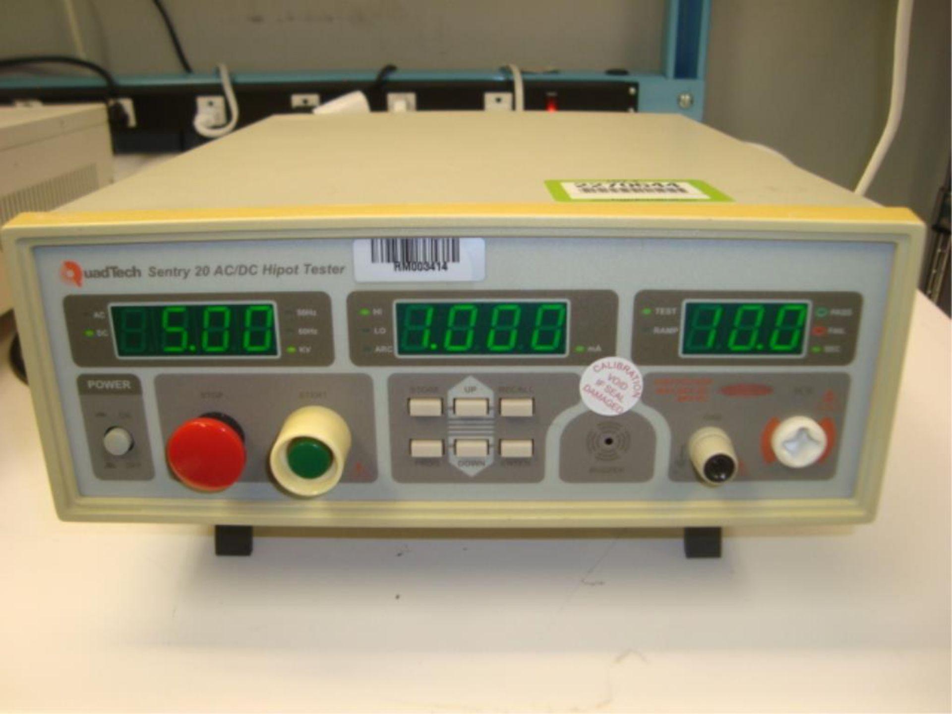 Lot 283 - AC Hipot Tester