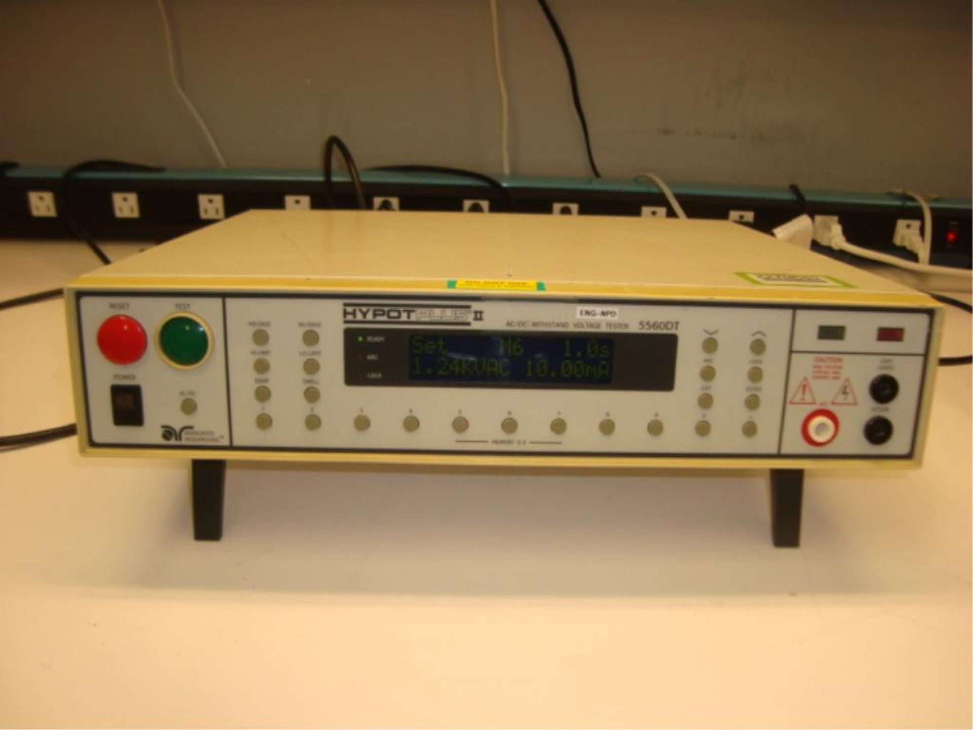 Lot 279 - AC/DC Withstand Voltage Tester
