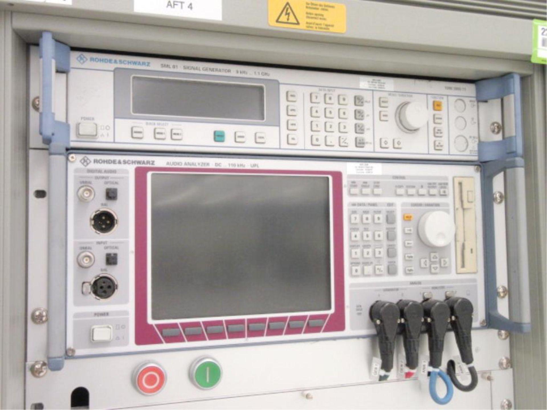 Lot 295 - Test Cabinet