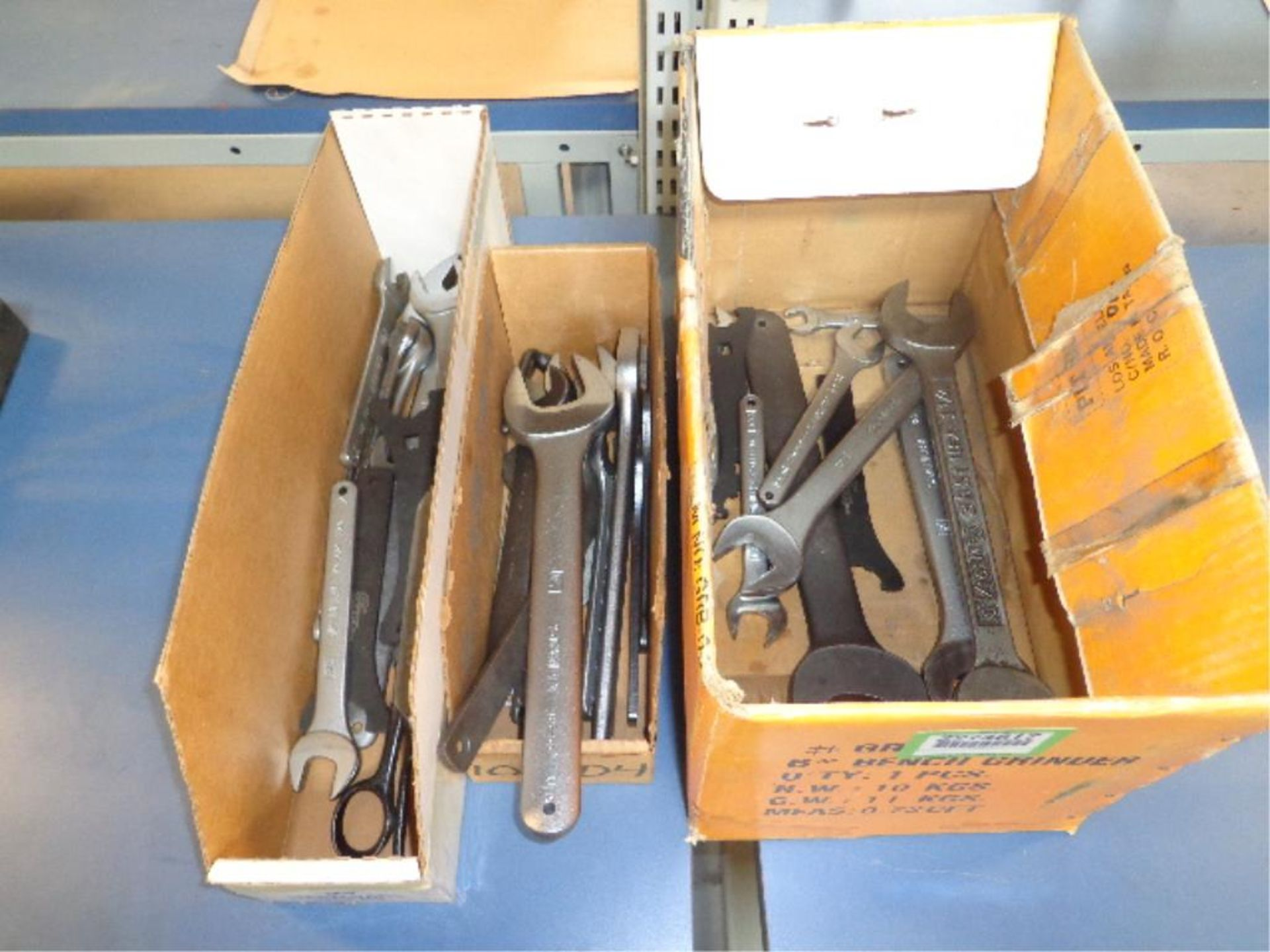 Lot 36 - Assorted Wrenches