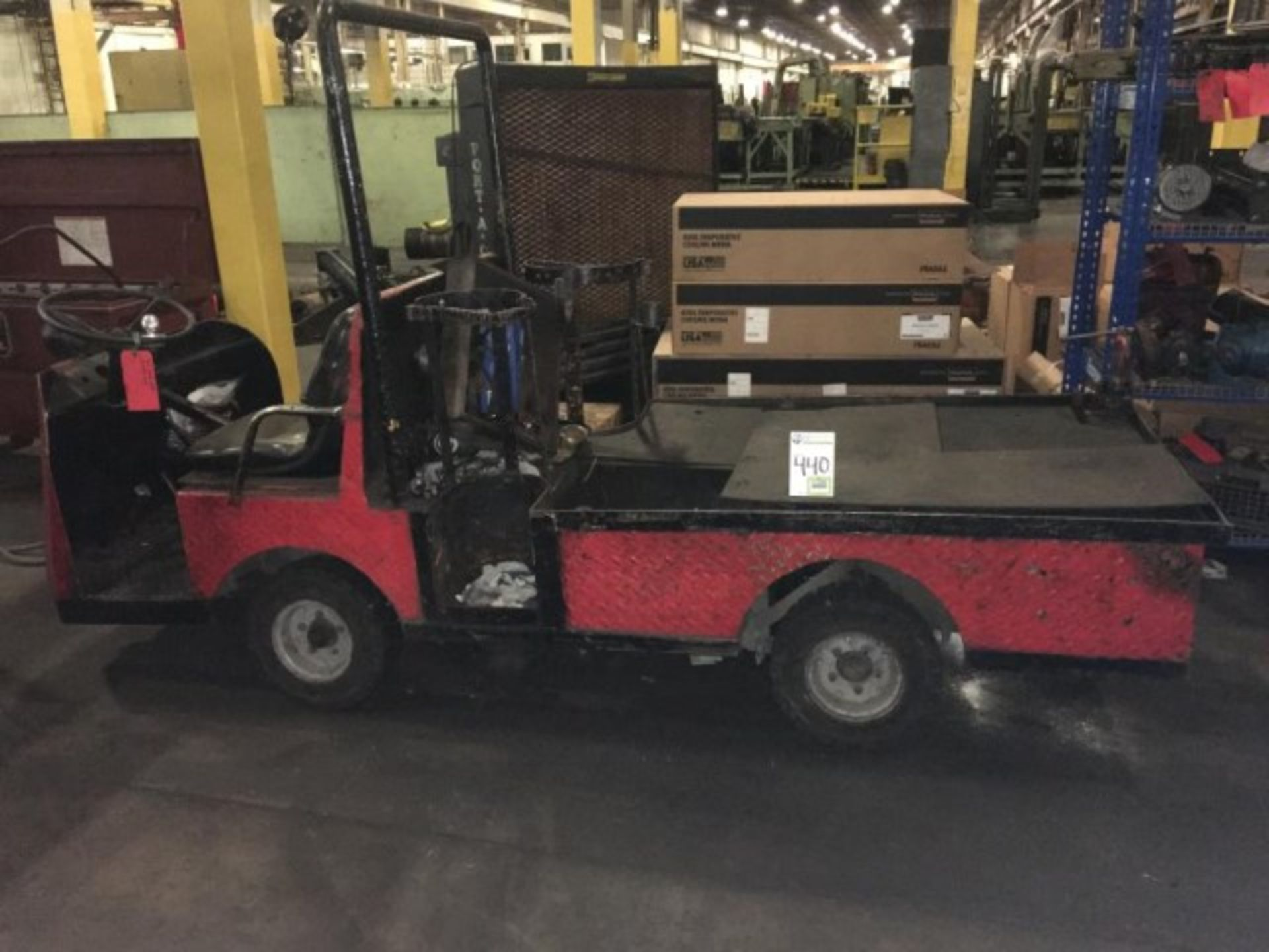 Lot 440 - Shop Cart