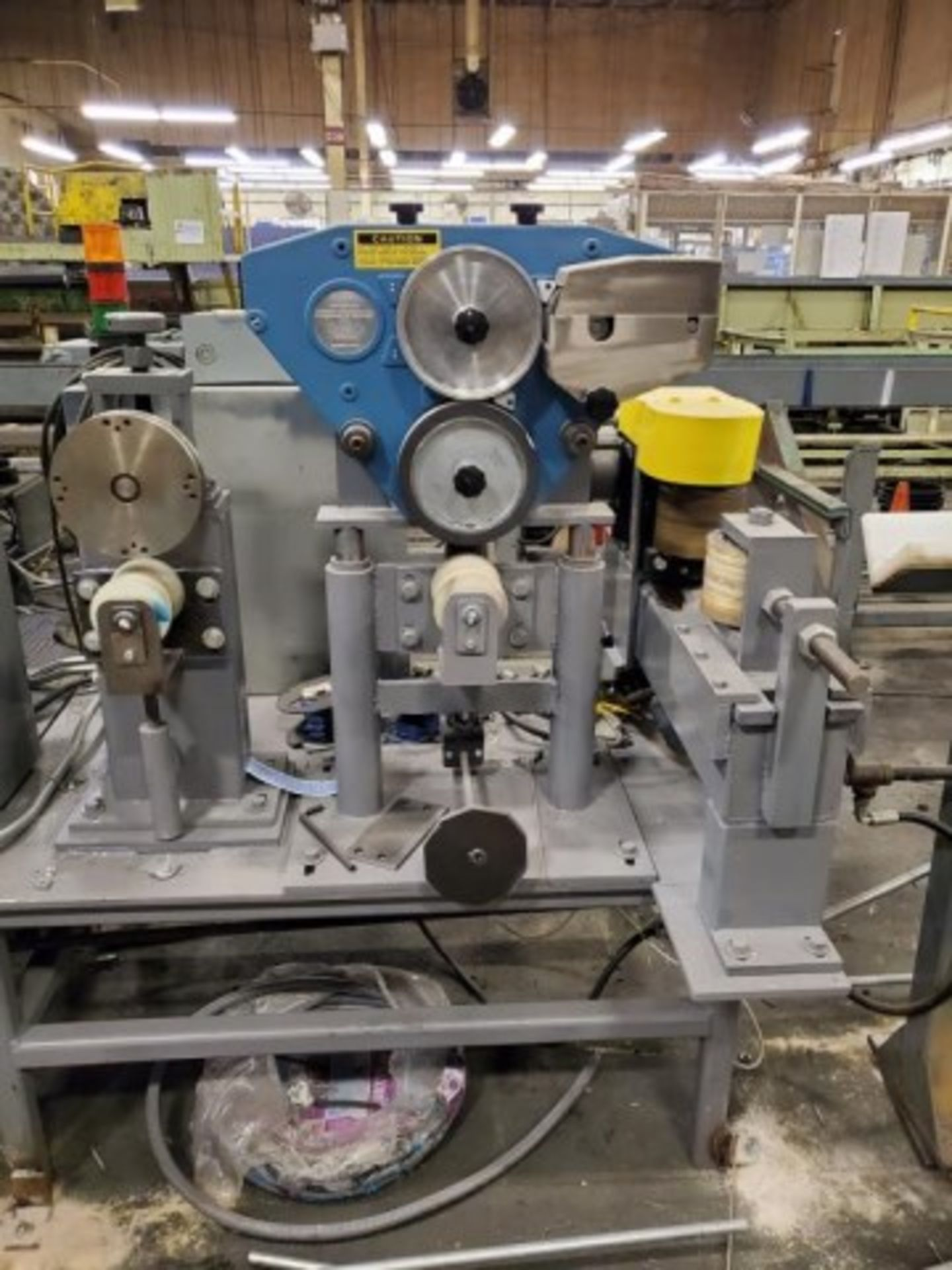 Lot 276 - Eddy Current Test and Marking Line