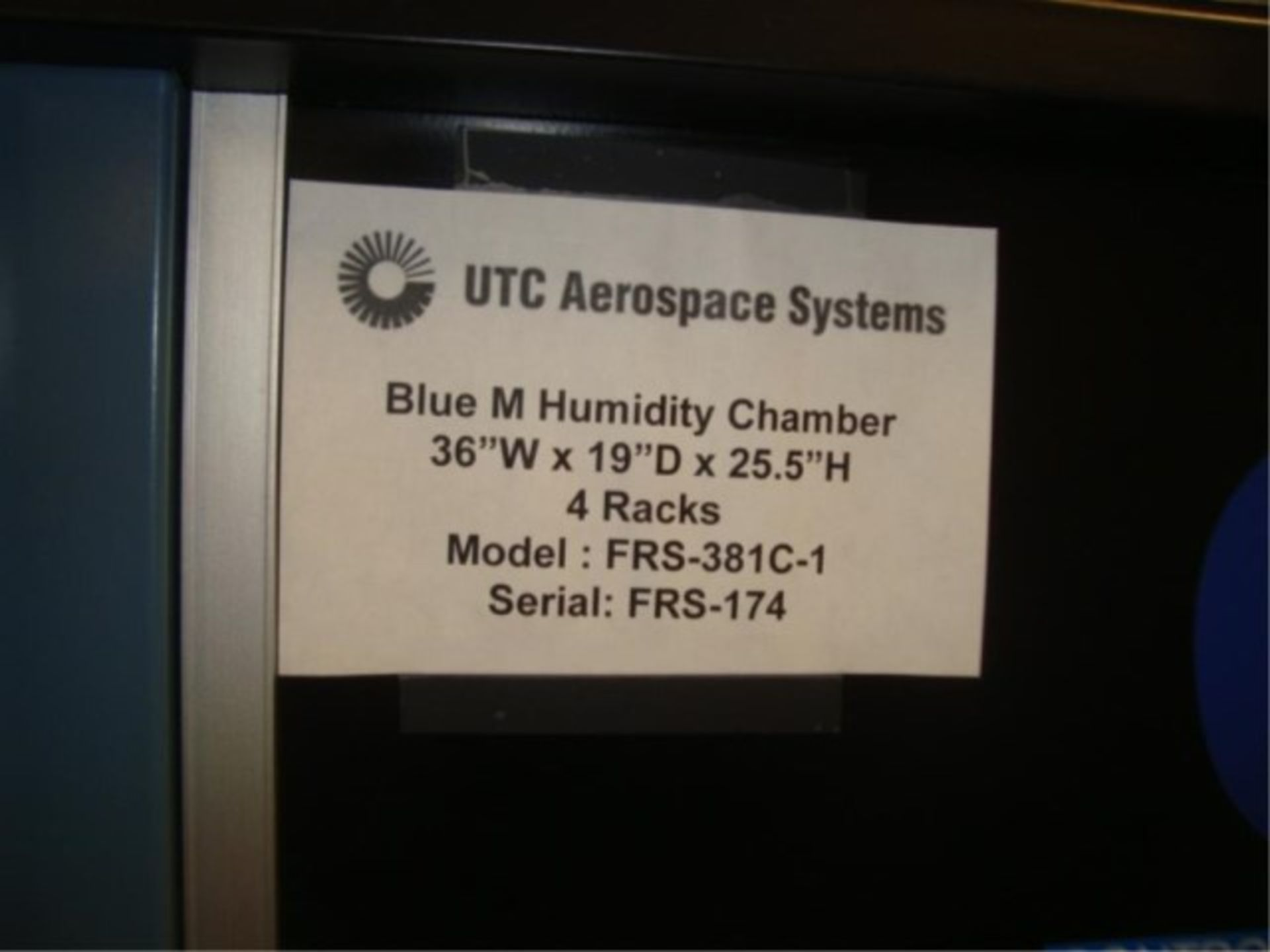 Humidity Test Chamber - Image 11 of 12