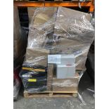 1 x Pallet of Mixed Stock/Stationery Including Archive Boxes, Lever Arch Files, Document Wallets,