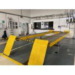 AUTOP In Floor 5000kg Vehicle Lift