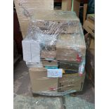 1 x Pallet of Mixed Stock/Stationery Including Envelopes, Wireless Keyboards, Box Files, Archive
