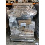 1 x Pallet of Mixed Stock/Stationery Including Bankers Boxes, Storage Tubs, Lever Arch Files,