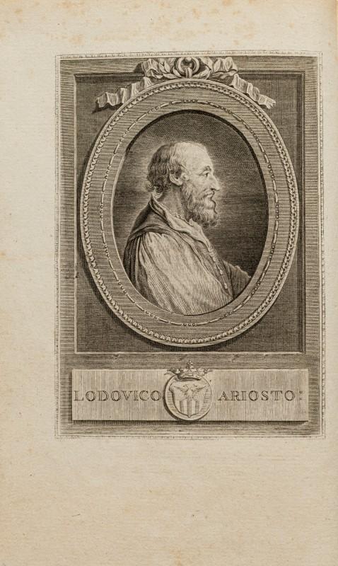 Lot 13 - ARIOSTE (Ludovic). Roland Furieux. Poème héroïque de l'Arioste. Paris. Brunet. 1775-1783. 4 vol. in-
