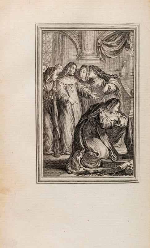 Lot 53 - LA FONTAINE. Contes et nouvelles en vers. Amsterdam [Paris]. s.n.. 1762. 2 vol. in-8° plein maroquin