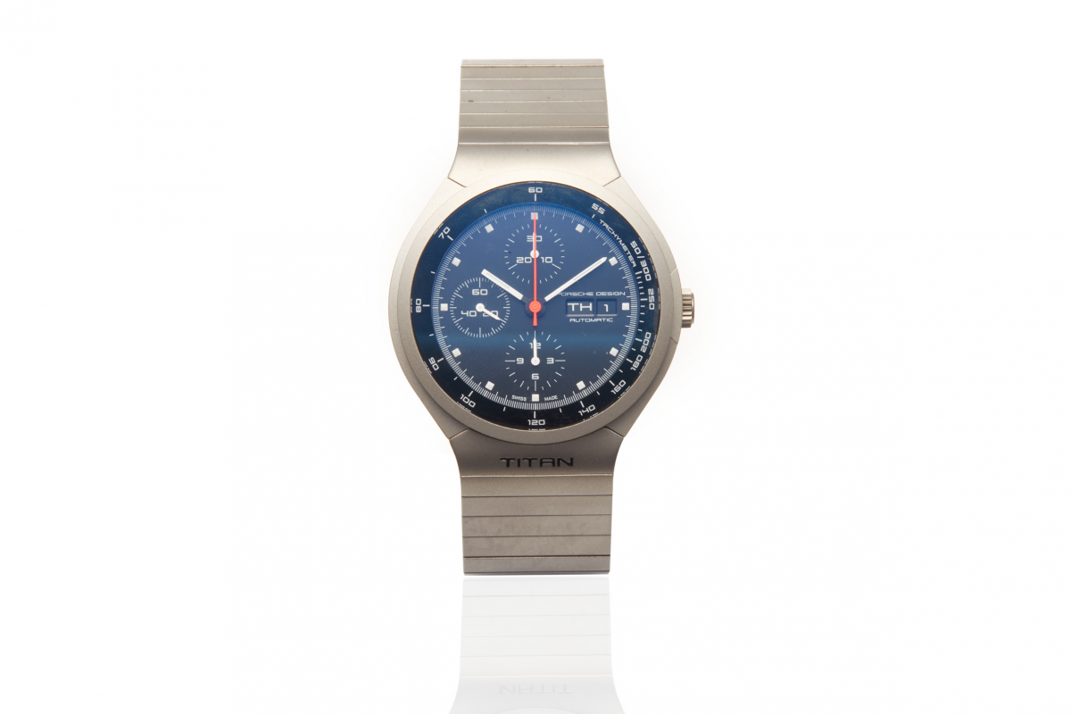 Lot 11 - PORSCHE DESIGN - A 'HERITAGE' P'6530 LIMITED EDITION CHRONOGRAPH WATCH
