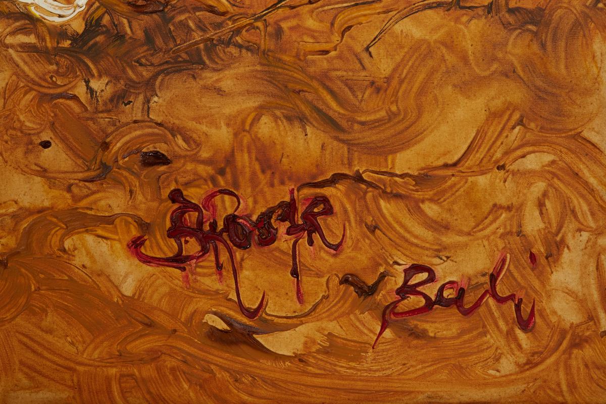 B. ROSAR (INDONESIAN, B.1946) - PERAHU DI PAGI HARI - Image 3 of 3