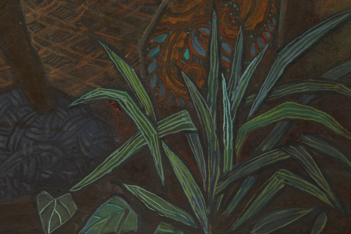 TEE HONG AW (SINGAPOREAN, B.1932) - FISHERMEN'S JOY - Image 6 of 13