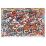 GEMMA VAN SCHENDELEN (DUTCH, B.1950) - ABSTRACT 2005