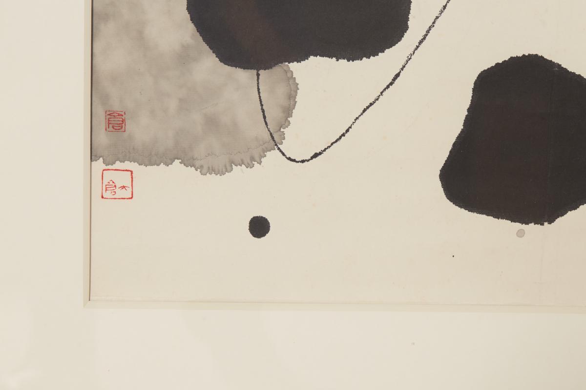 LI CANGYI (CHINESE, B.1969) - LOTUS DREAM - Image 2 of 2