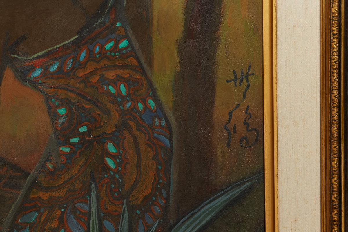 TEE HONG AW (SINGAPOREAN, B.1932) - FISHERMEN'S JOY - Image 7 of 13