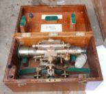 Lot 50J - Vintage Boxed Stanley Theodolite.