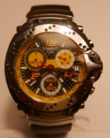 Lot 14 - Tissot Chronograph Moto GP Limited Edition Sports Watch.