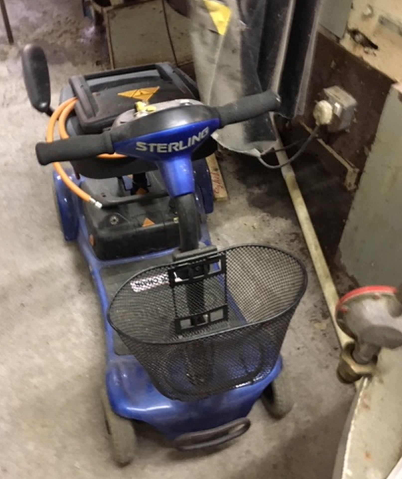 Lot 124 - Lot of 2 x Mobility Scooters.