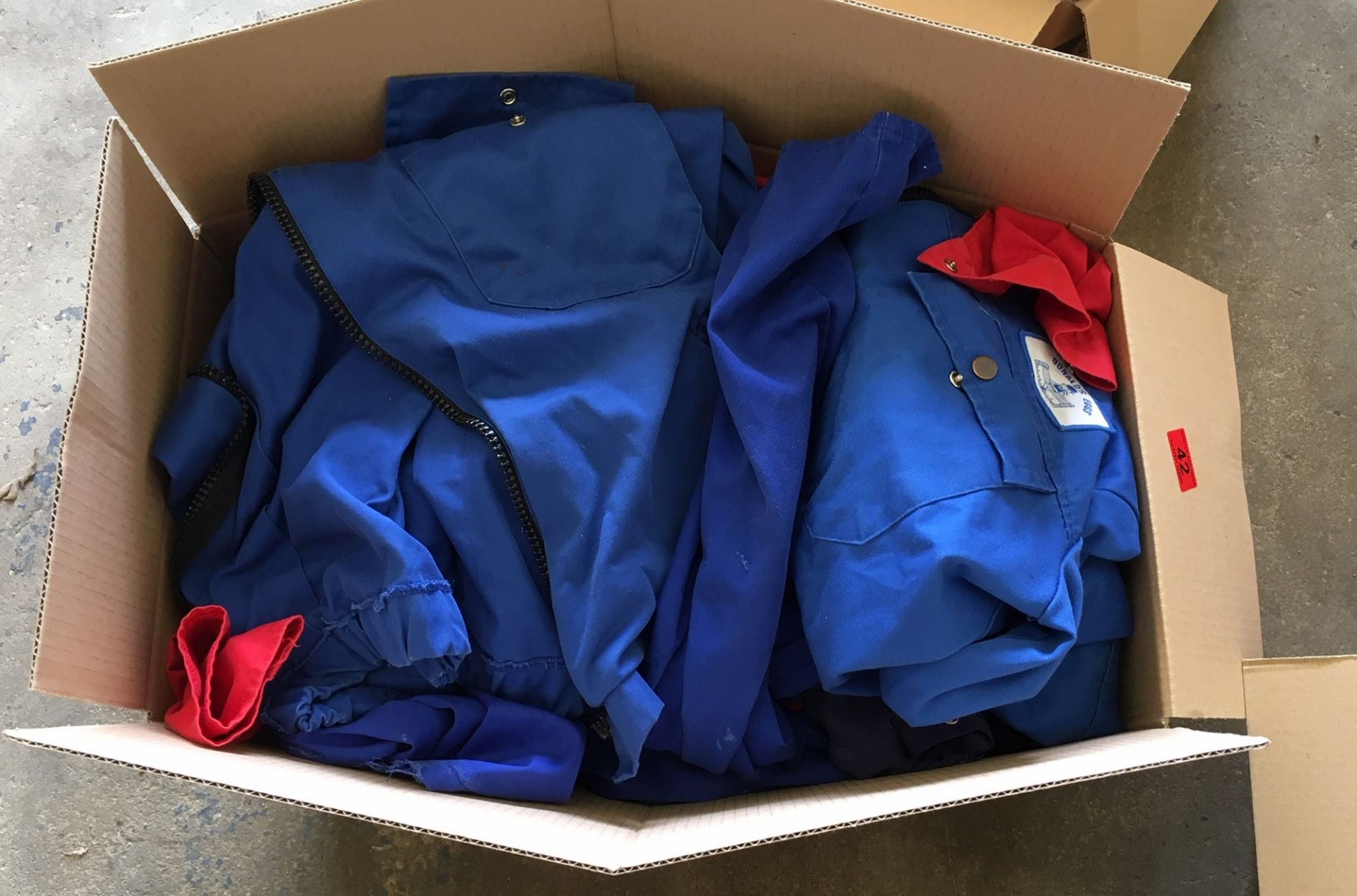 Lot 42 - Lot of Boilersuits-Overalls.