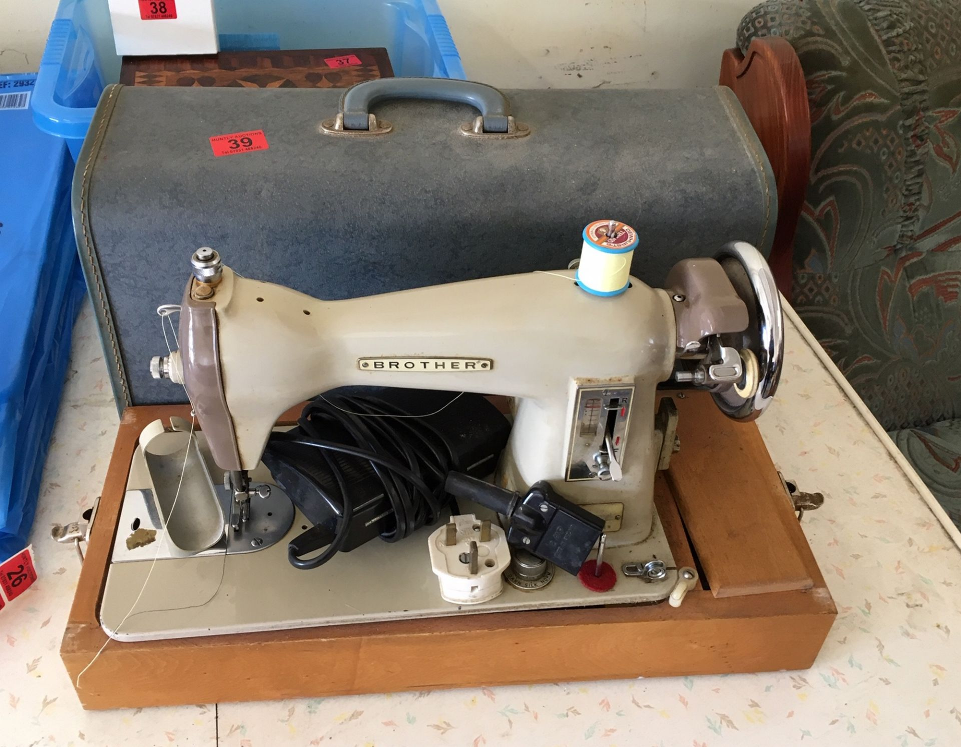 Lot 39 - Brother Sewing Machine
