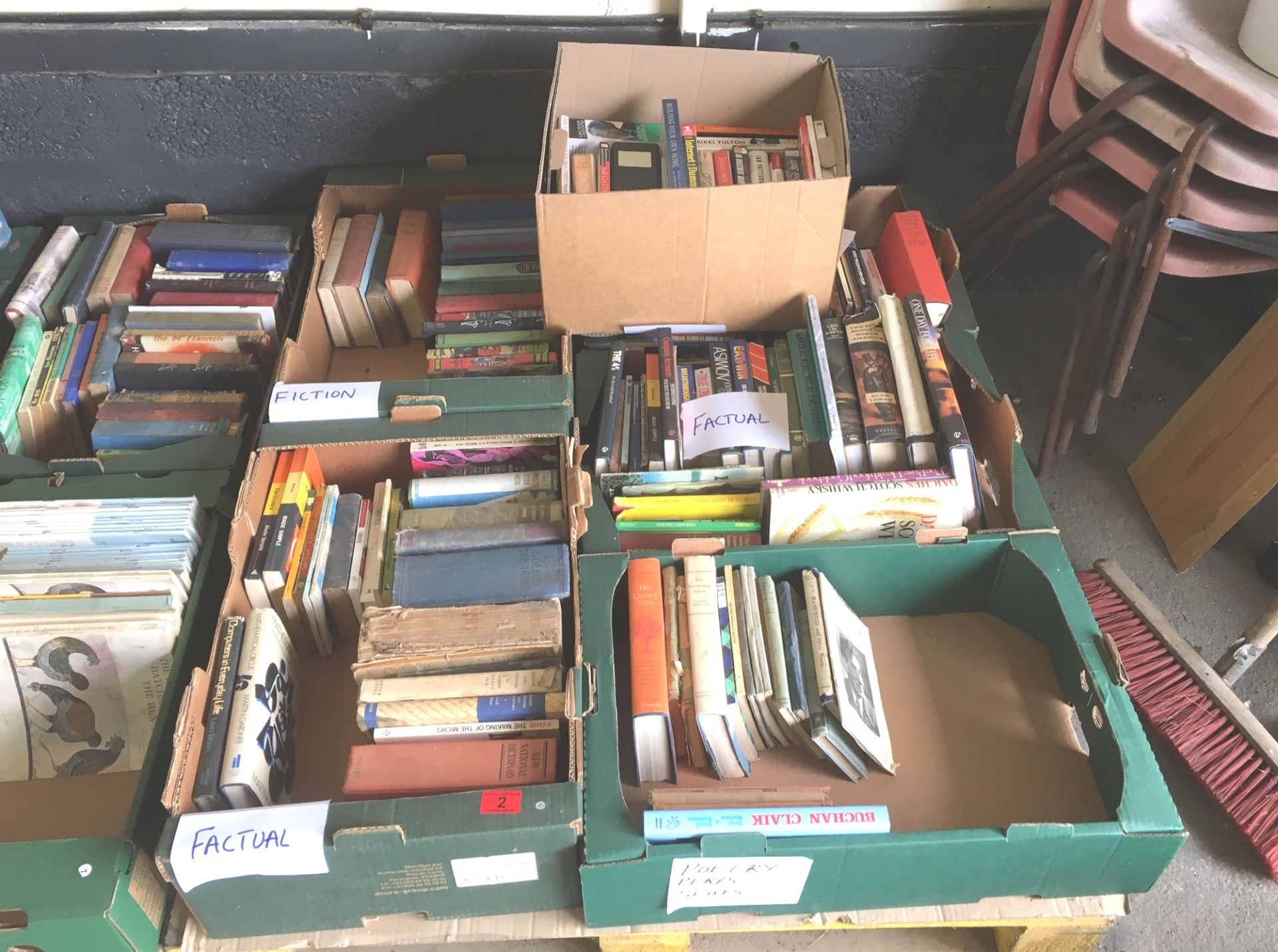 Lot 3 - Large Lot of Various Books.