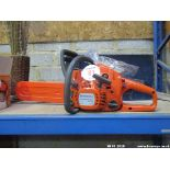 Lot 81 - HUSQVARNA 236 CHAINSAW (NEW)