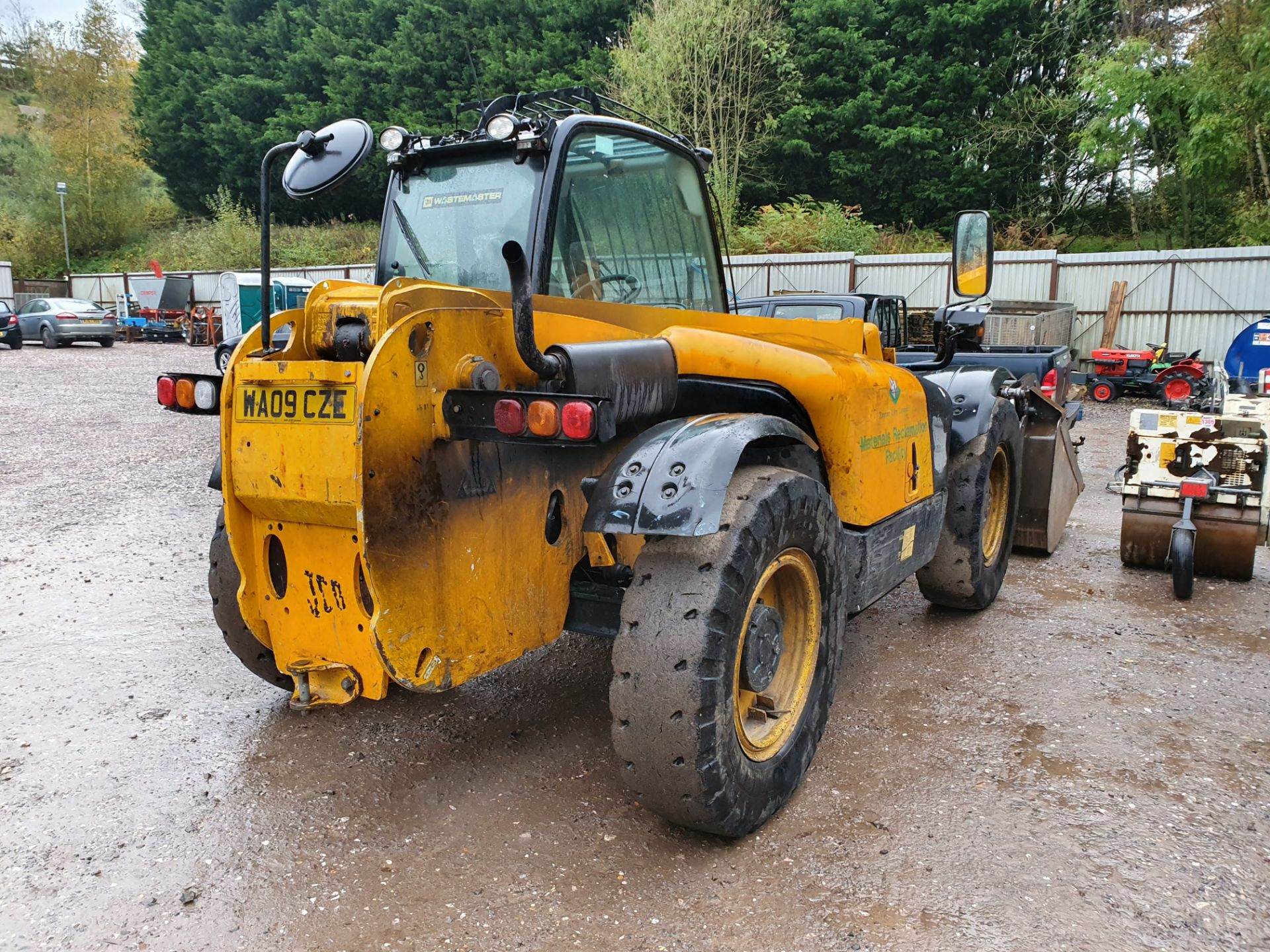 Lot 9991 - 2009 JCB 541-70 WASTEMASTER