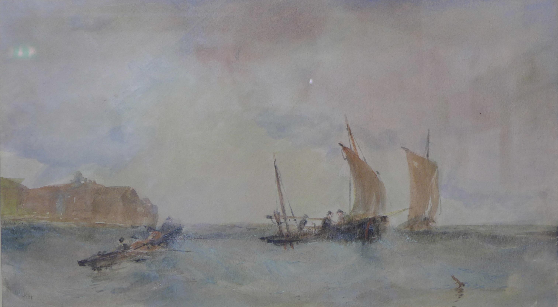 Lot 19 - Edward Tucker (19th Century), St.