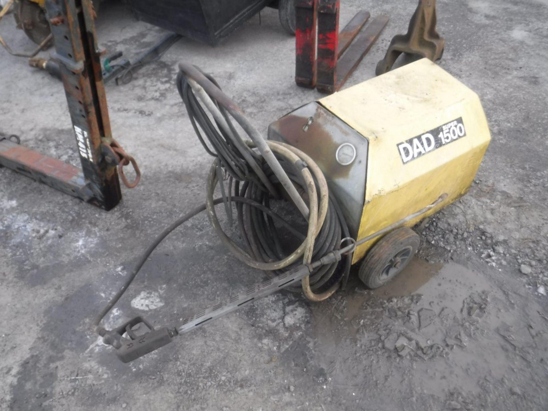 Lot 1137 - DAD SUPER 1500 ELECTRIC PRESSURE WASHER [+ VAT]