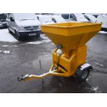 Lot 1165 - 1/2 TON SALT SPREADER [NO VAT]