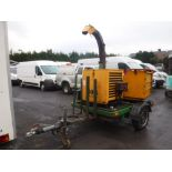 Lot 1169 - NHS720IDR WOOD CHIPPER (STOLEN / RECOVERED) [+ VAT]