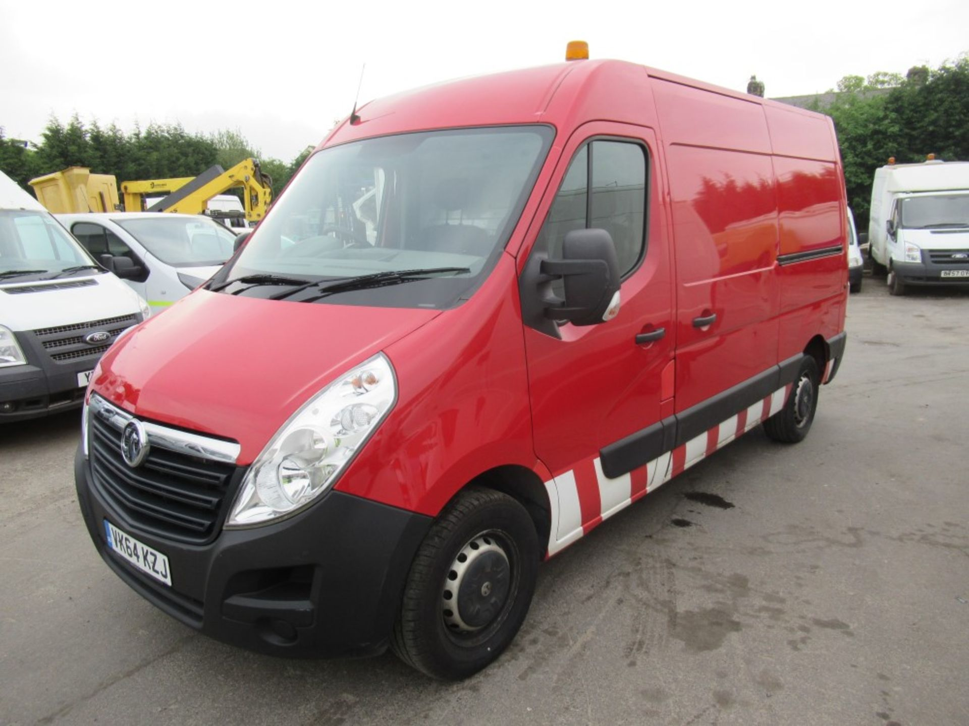Lot 58 - 64 reg VAUXHALL MOVANO F3500 CDTI, 1ST REG 02/15, TEST 02/20, 104559M, V5 HERE, 1 OWNER FROM