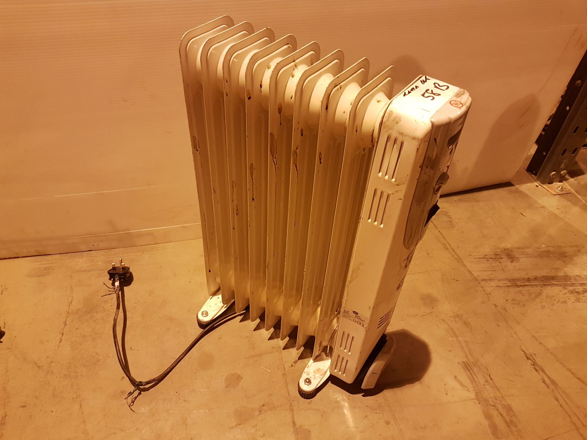Lot 58 - ELECTRIC RADIATOR PRES0620, working