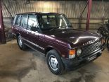 Lot 308A - Range Rover Classic 300 TDi Vogue SE 2.5 Manual. 1994. Registration L393 SNW. Mileage showing 176,