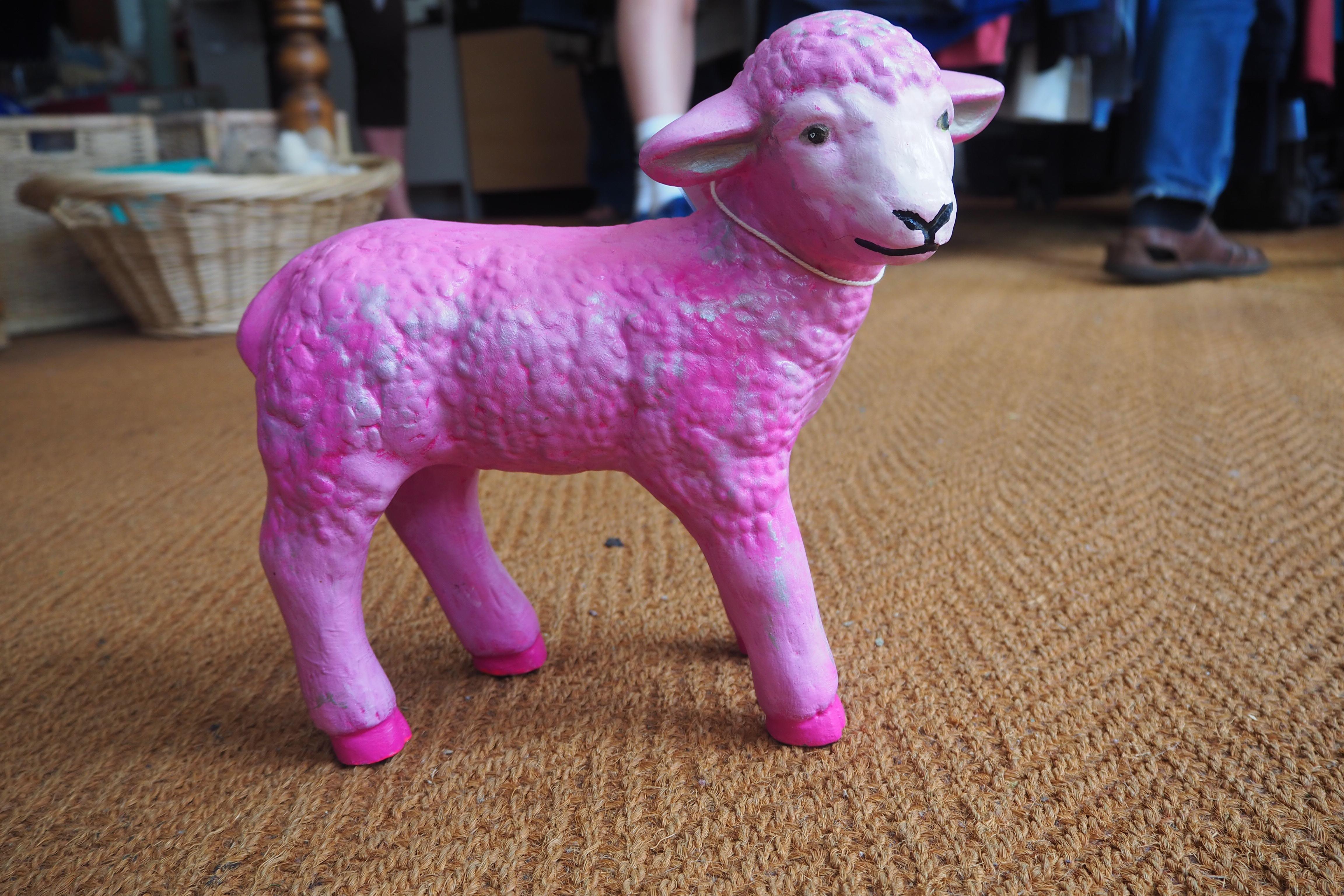 Lot 33 - Little Miss Pinkness.