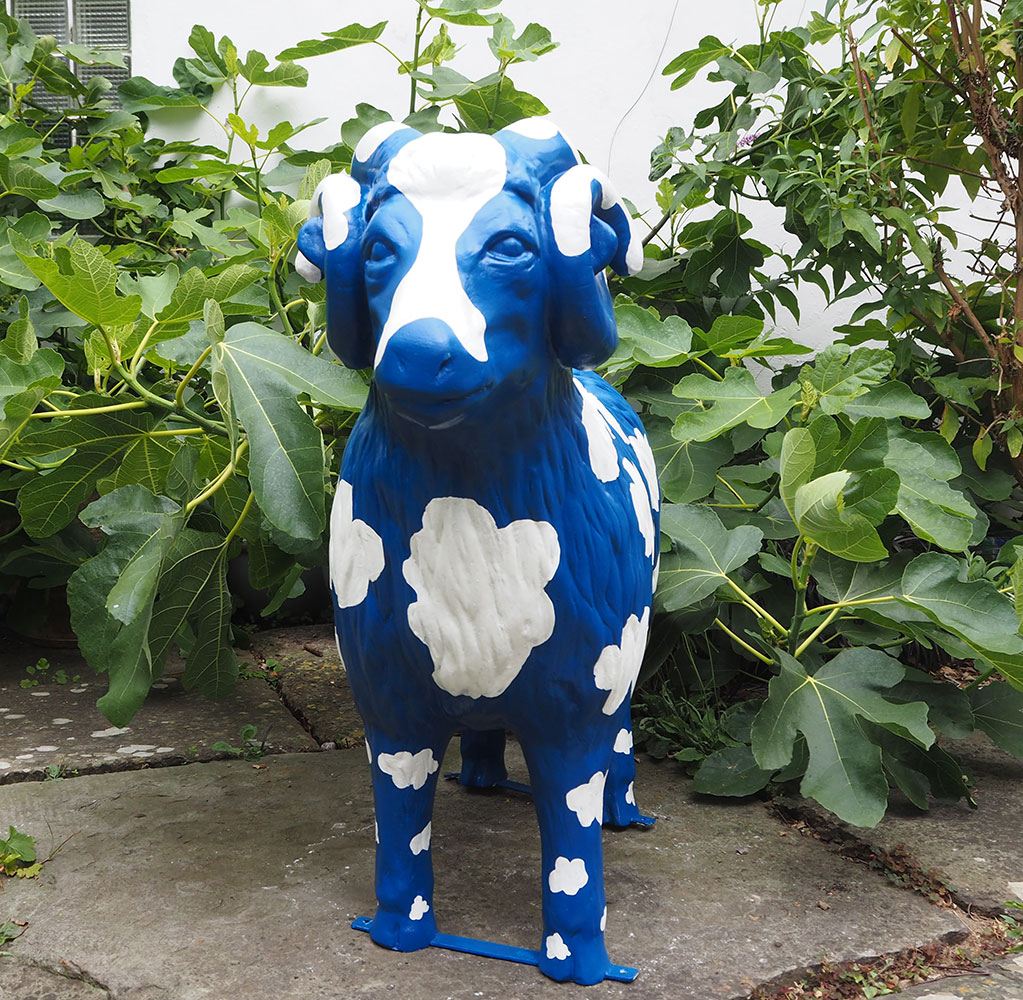 Lot 35 - The Ipswich Town Sheep.