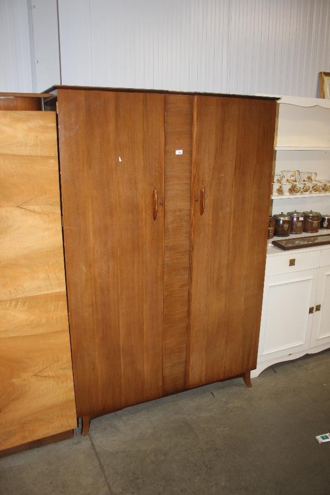 Lot 566 - A Wrighton wardrobe