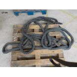 Lot 606 - Heavy duty battle rope *PLEASE NOTE - this lot is to be viewed and collected from the Gomersal