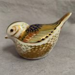 Lot 20 - Royal Crown Derby Collectors' Guild Firecrest 1999,