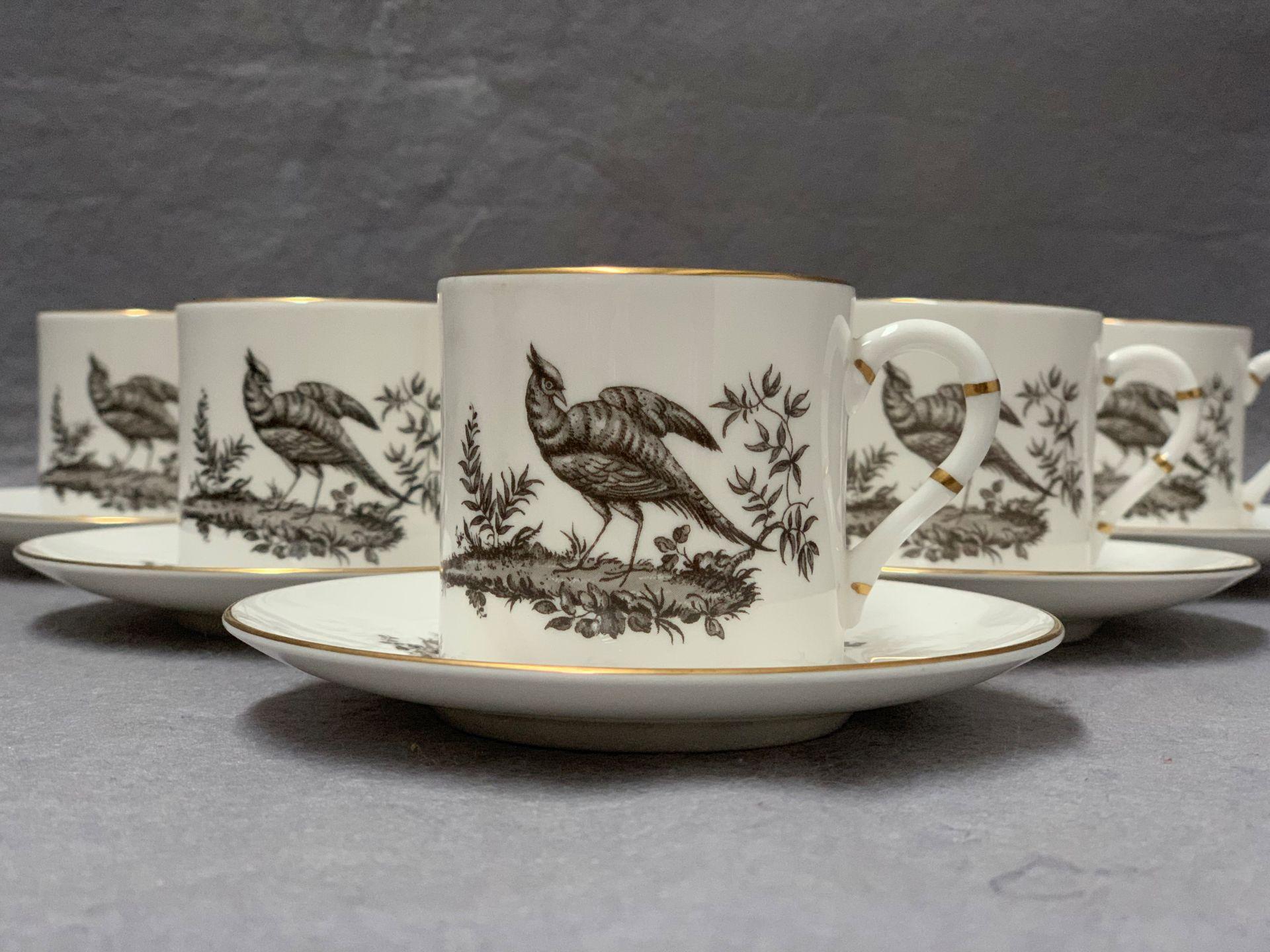 Lot 41 - Royal Worcester pheasant pattern,