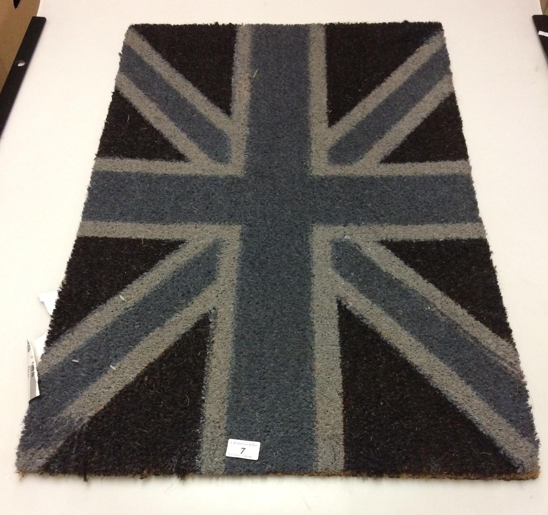 Lot 7 - 20 x Primeur luxury coir Union Jack door mats 60 x 90cm