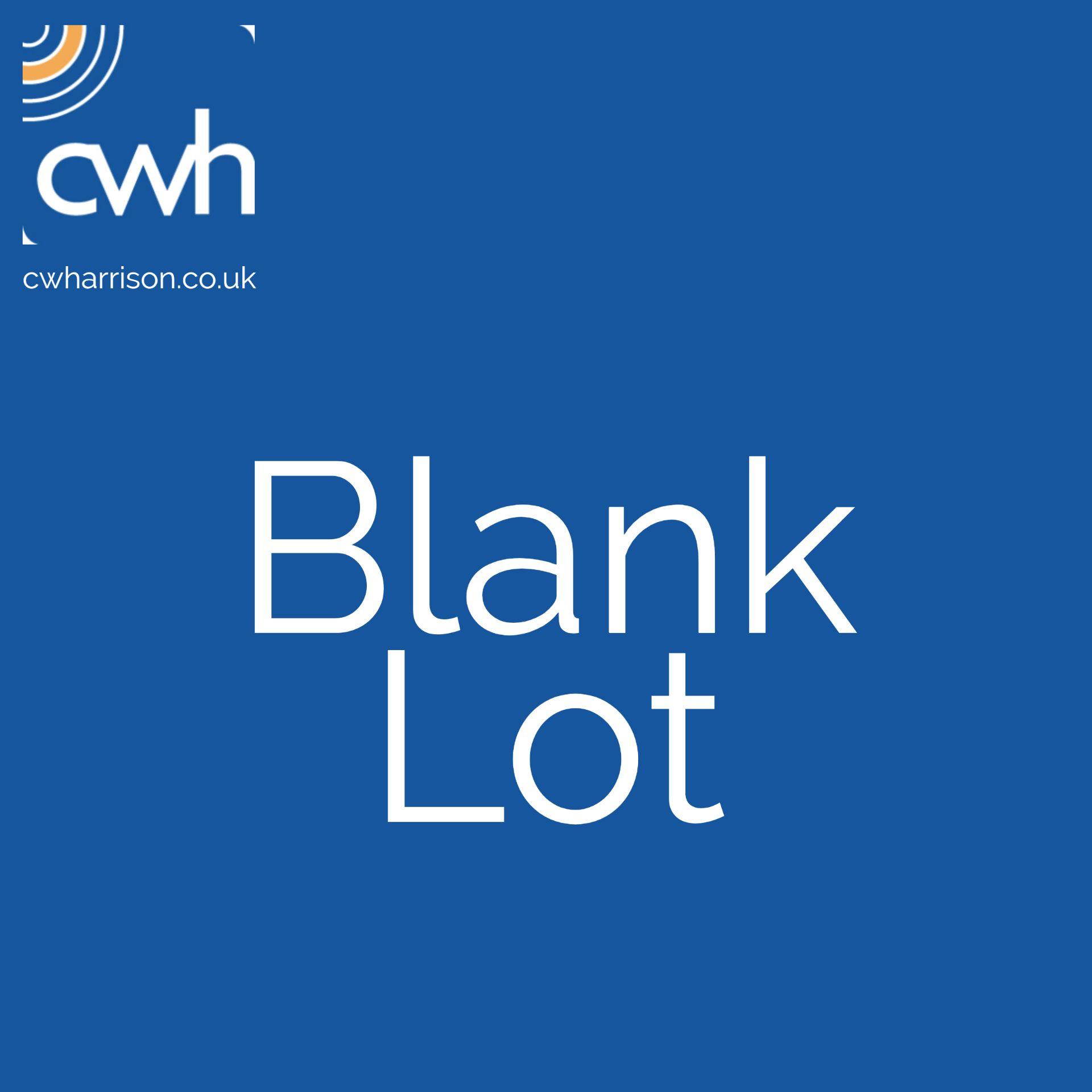 Lot 2 - BLANK
