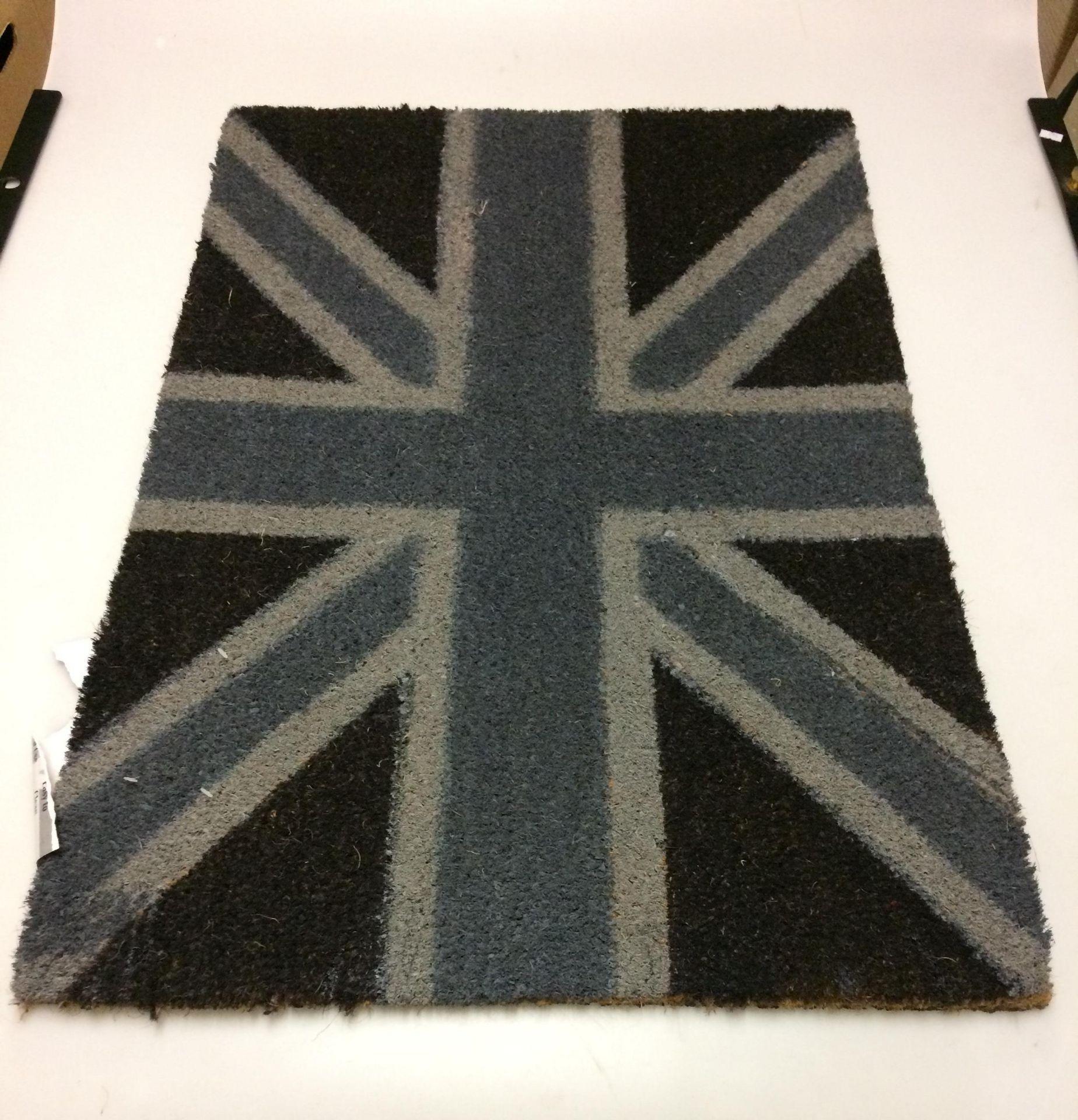 Lot 8 - 20 x Primeur luxury coir Union Jack door mats 60 x 90cm