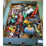 Lot 29 - Various unboxed models, Corgi,
