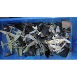 Lot 26 - A quantity of die cast model aircraft