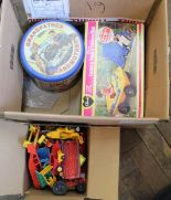Lot 49 - Britains and other die cast models,
