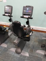 Lot 26 - *Matrix Recumbent Exercise Bicycle
