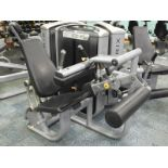 Lot 36 - *Matrix Seated Leg Curl Strength Machine