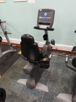 Lot 27 - *Matrix Recumbent Exercise Bicycle